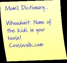 mom's dictionary