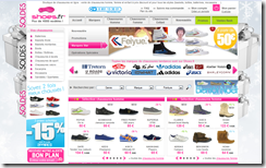 guide achat chaussures shoes.fr