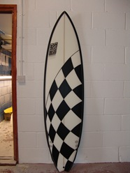 surfed out B-52 NS Boards