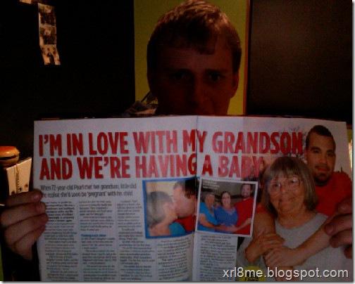 casou com o neto
