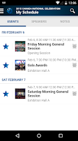 Screenshot of USANA LIVE