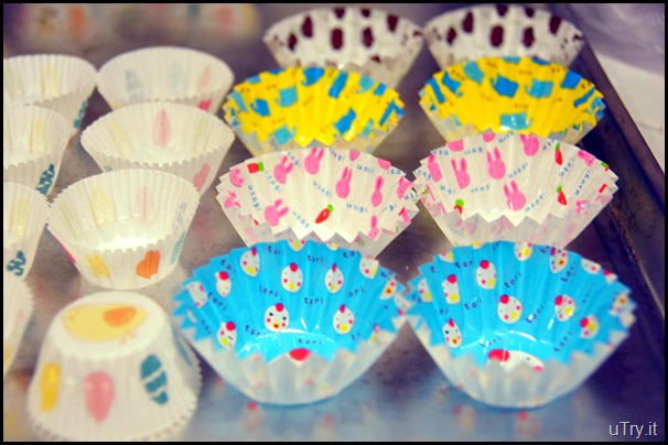 Bento Cups and Mini Muffin Cups