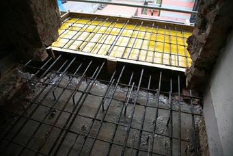 taglio termico balcone