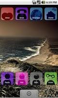 Screenshot of Quick Call Pro Widget