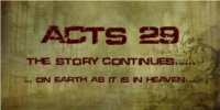 The Real Acts 29 Church