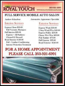 Royal Touch Mobile Auto Salon
