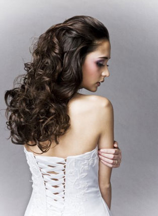 Hairstyle  Wedding on Waka Waka Hairstyle  Wedding Hairstyles In Pictures Gallery For Hair