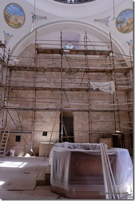 Hurvah synagogue interior, tb011610729