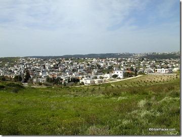 Daliyet el-Karmel, Druze village, tb040100100