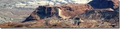 Masada aerial from west, tb010703312