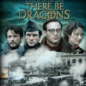 There Be Dragons, teaser, movie, poster