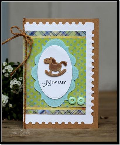 Amanda's card