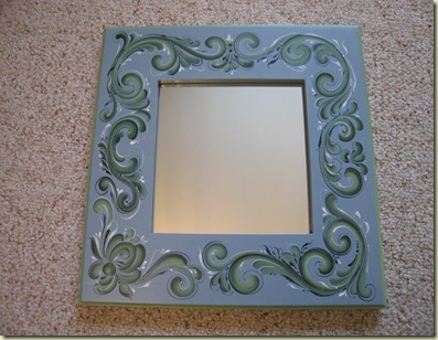 blue-green-mirror