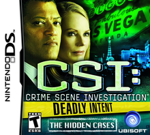 CSI: Deadly Intent - The Hidden Cases (U)
