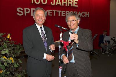 Wolfgang Lorch und Horst Weiland