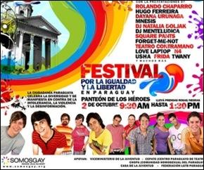 festival gay paraguai