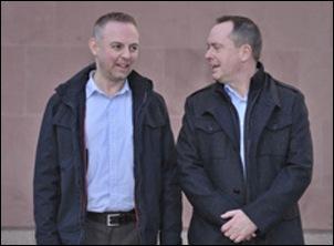 casal gay britanico