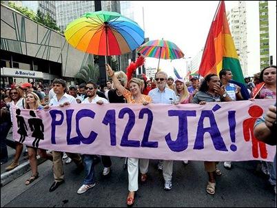 marcha homofobia