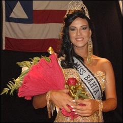 miss bahia gay 2011