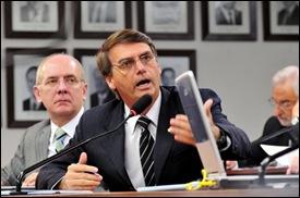 Jair Bolsonaro camara