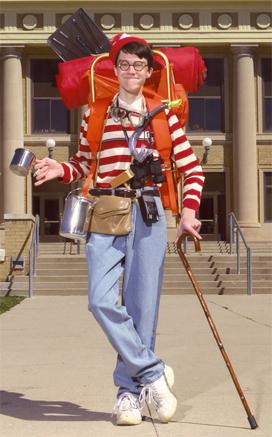 awesome waldo costume