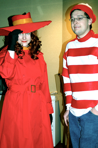 waldo and carmen sandiego costumes