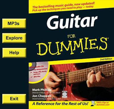 Guitar for Dummies Lengkap Dengan MP3