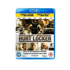 DVD - Hurt Locker on Blu-Ray