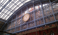 The Clock - St Pancras Internation Station