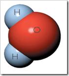 Molecula de Agua (H2O)