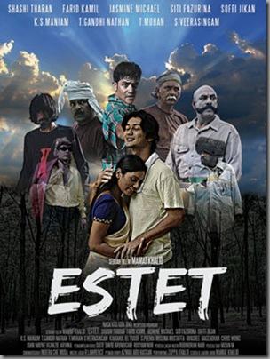 poster filem estet