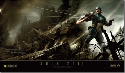 captain america : first avenger graphic