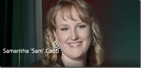 Samantha 'Sam' Cobb