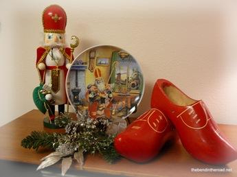 Sinterklaas vignette