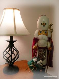another Sinterklaas nutcraker