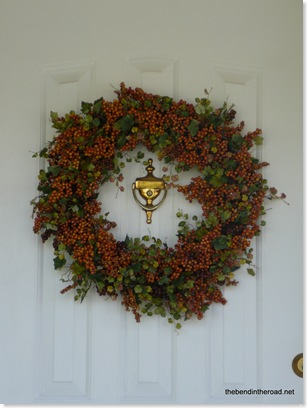 My fave Autumn wreath