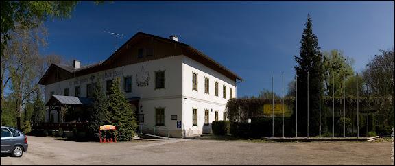 Foto: Das Vereinsgebäude LHA-Linz