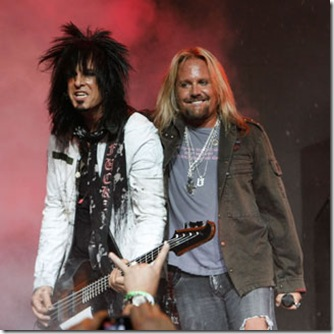 Motley crue Monterrey mexico 2011