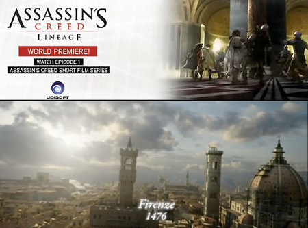 Assassin's creed 2 : lineage