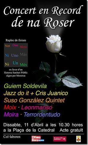 Concert Roser