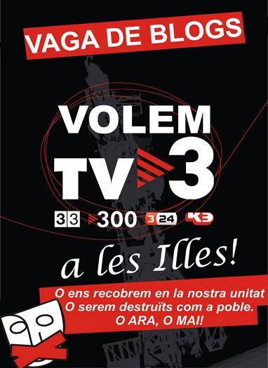 VolemTV3 - Vaga de blocs