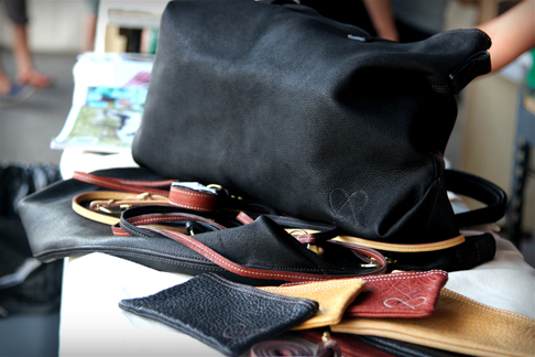 shopping design  Marlow & Sons Leather