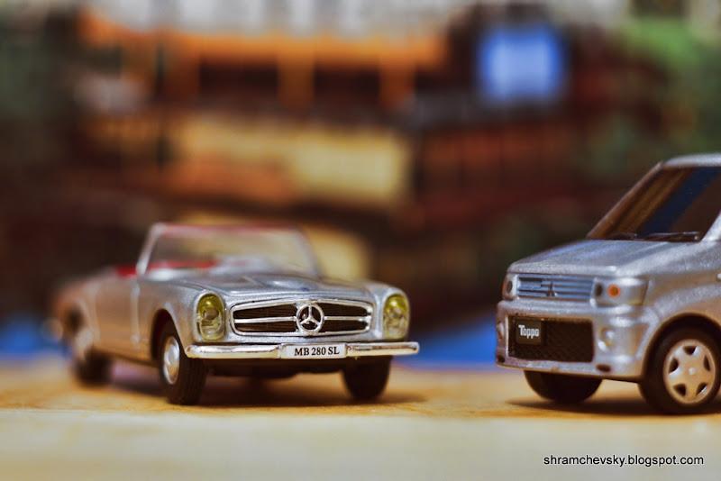 Mercedes Benz MB 270 SL