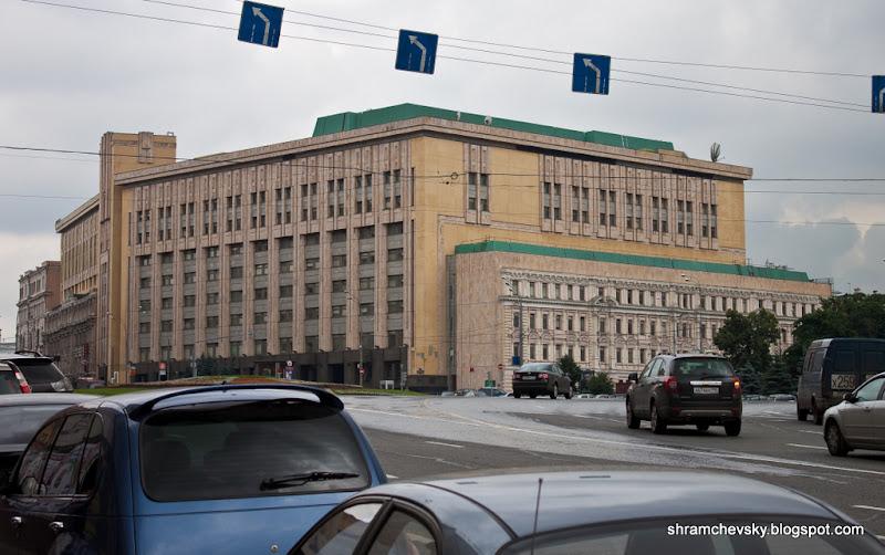 Москва Лубянка Мясницкая Рядом с КГБ