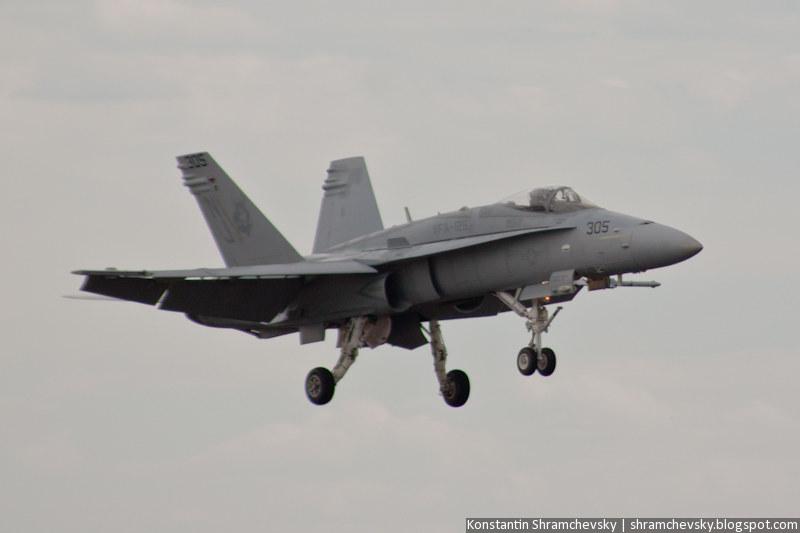 USAF F/A-18 Super Hornet ВВС США Ф-18 Супер Хорнет