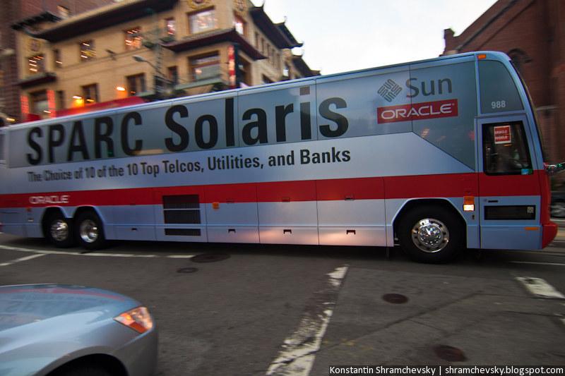 USA California San Francisco Trams США Калифорния Сан Франциско Трамваи