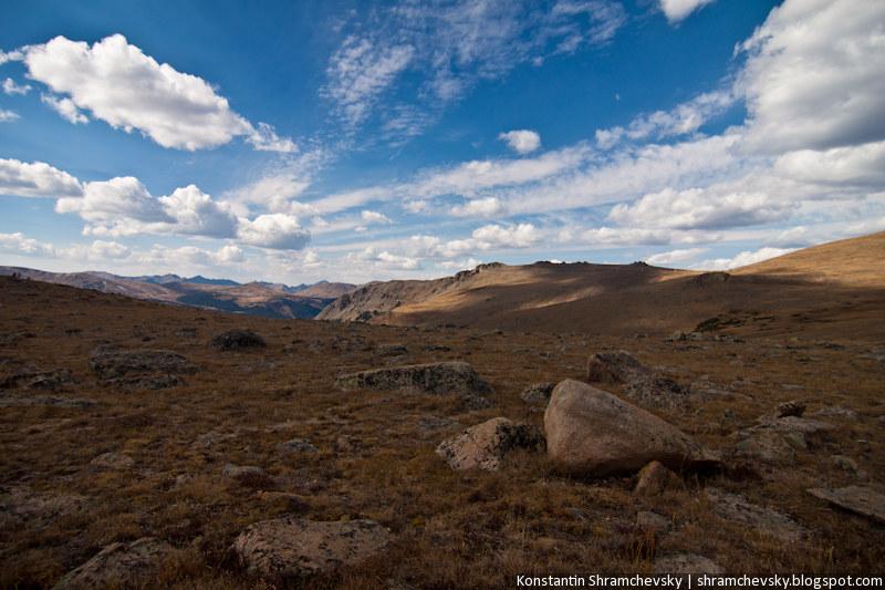 USA Colorado Rocky Mountains National Park США Колорадо Роки Маунтинз Национальный Парк Скалистые Горы