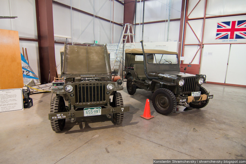 Willys Jeep Truck Виллис Джип