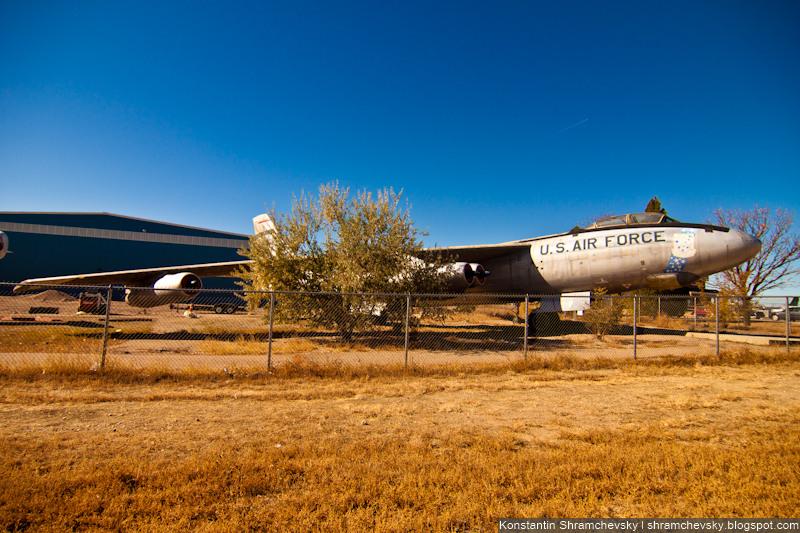 B-47 Stratojet Long Range Medium Bomber Б-47 Стратоджет Дальний Бомбардировщик