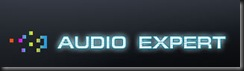 logo audio expert